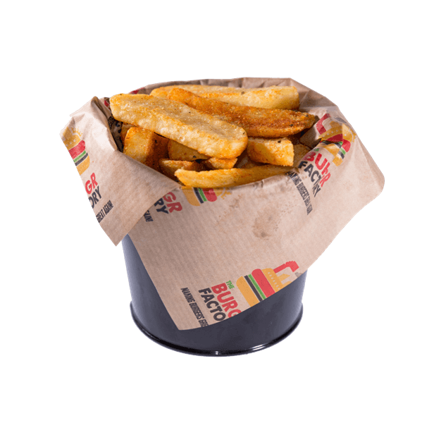 Factory's crunchy fries