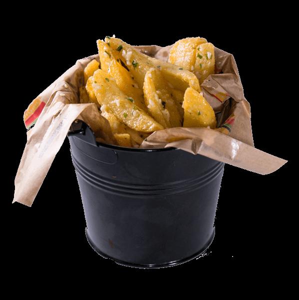 Garlic Bomb Fries