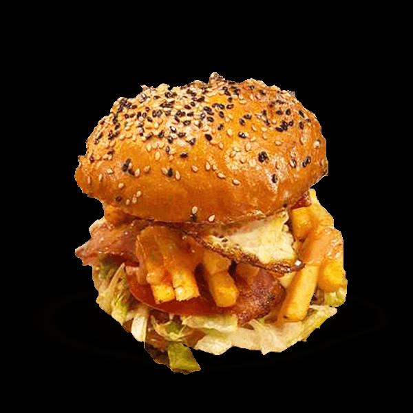 The Colesterol Killer Sandwich