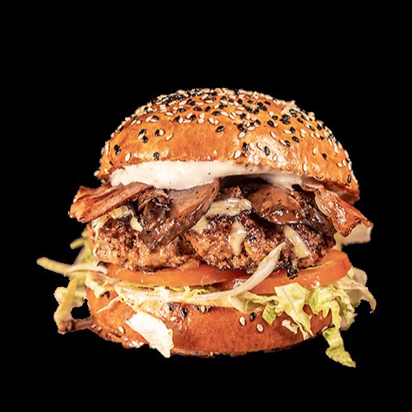 The Gangbang Burger