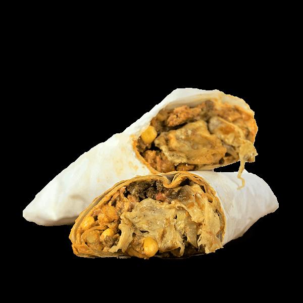 Shaorma The Cheesezilla Burger
