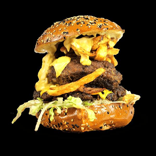 The COLLOSAL Mici Burger